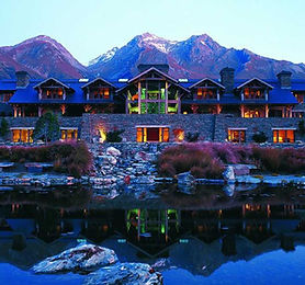 Blanket Bay Lodge, Glenorchy, Queenstown