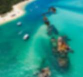 Tangalooma Shipwrecks