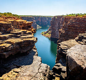 King George River Gorge Kimberleys