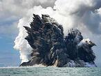 Kavachi volcano