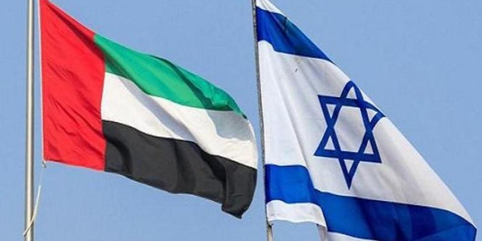 Israeli Business Delegation to Abu Dhabi