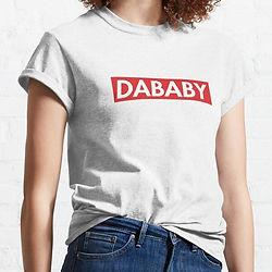 DaBaby t-shirt