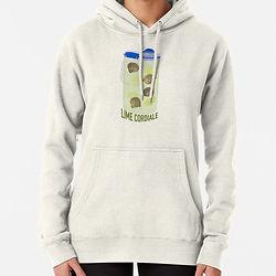 Lime Cordiale hoodie