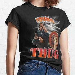 Young Thug t-shirt, vintage
