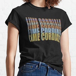 Lime Cordiale t-shirt