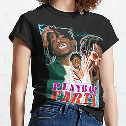 Playboi Carti t-shirt, Vintage