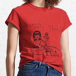 Snail Mail t-shirt