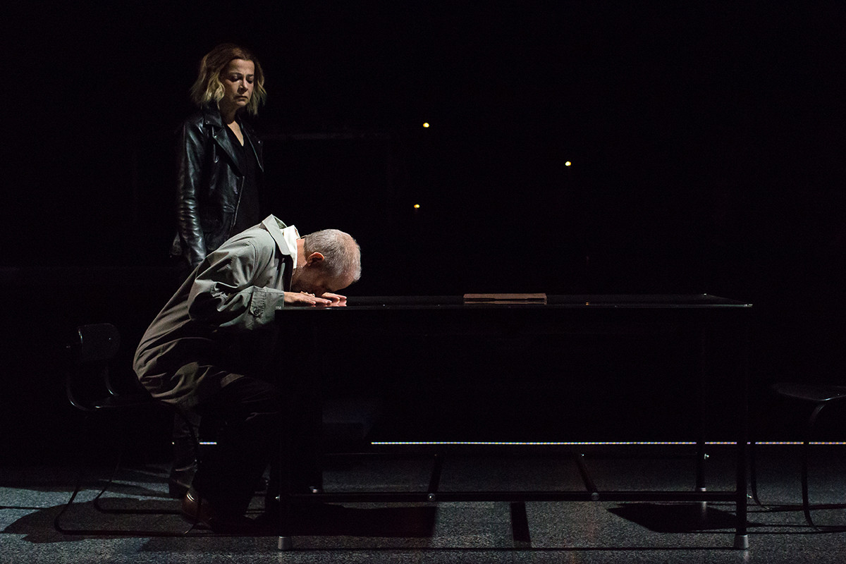 The Nether - Alley Theatre - Photographe