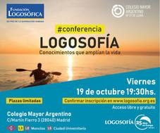 Conferencia de Logosofía