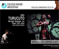 Concierto Dúo Turucuto – Tucumán Argentina
