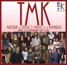 1º Muestra de Teatro Mínimo del grupo Katharsis UCM
