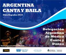 Argentina Canta y Baila