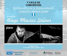 V Ciclo Bicentenario de la Independencia de Intérpretes y Compositores Argentinos
