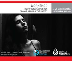 Workshop de fotografía de book y retrato social