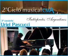 2º Ciclo musical CMA de intérpretes Argentinos