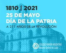 Celebración del 25 de Mayo en la Embajada Argentina y el Colegio Mayor