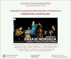 Conciertos 2019 - Quinteto Pasaje Noruega