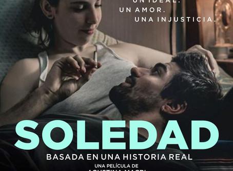 """Cine argentino – Proyección del film """"Soledad"""", de Agustina Macri"""