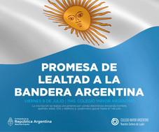 Acto de Promesa de Lealtad a la Bandera Nacional