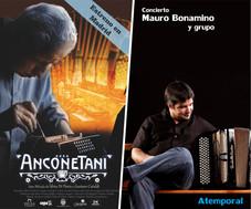 "Estreno del documental ""Anconetani"" y concierto de Mauro Bonamino grupo"