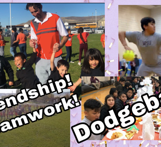 Friendship and Dodgeball Vid