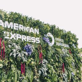 Evento American Express Viñedo