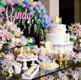 Cumpleaños #1 de Cindy