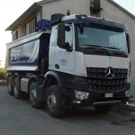 Mercedes arocs 410