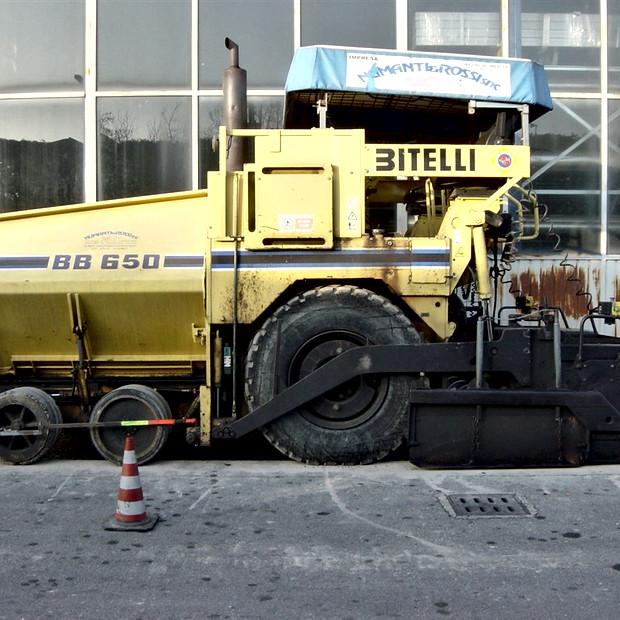 Bitelli bb 650