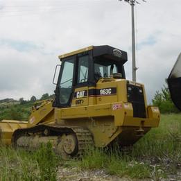 Caterpillar 963c