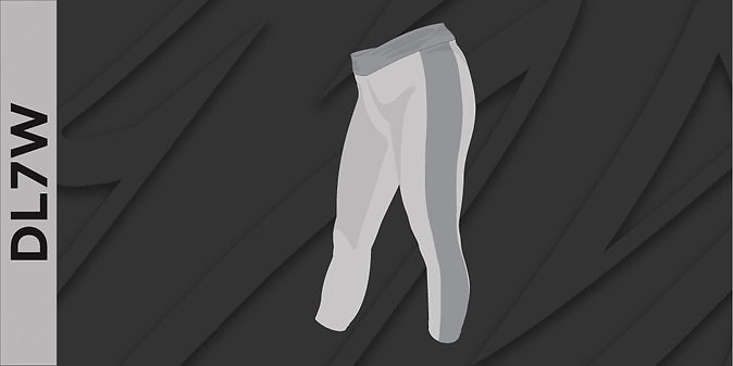 Customizable Legging - DL7W
