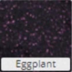 Eggplant-Glitter