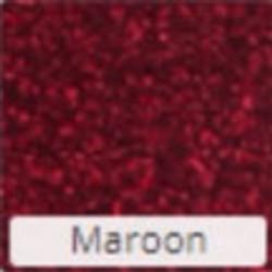Maroon-Glitter