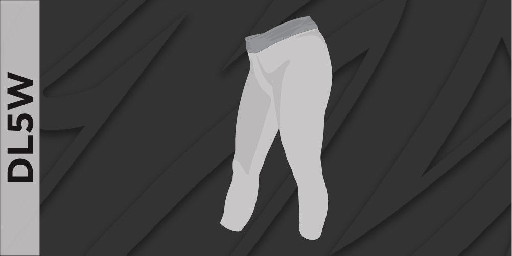Customizable Legging - DL5W