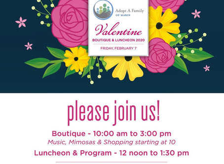 Adopt A Family of Marin Luncheon