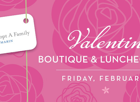 Valentine Boutique, Luncheon & Program