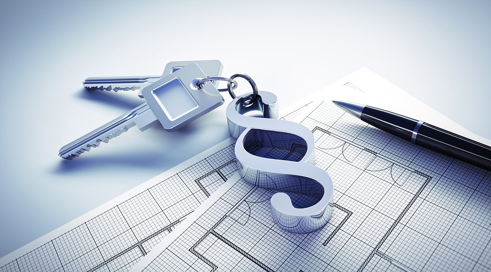 Rechtsgebiete, Miet- und Wohnungsrecht