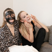 Pernille and Louise masks.jpg
