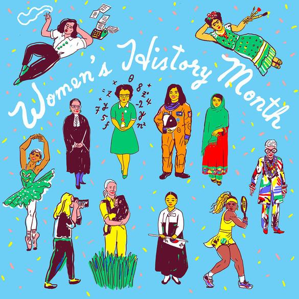 AIGA Women's History Month