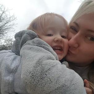 Aoife & Mummy