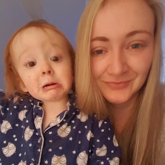 Aoife & Mummy, Eilish