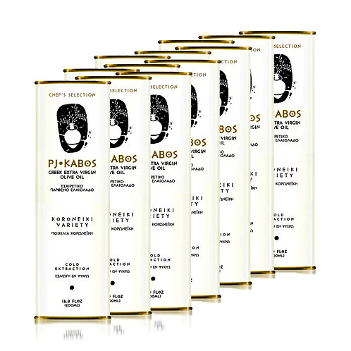 PJ KABOS Chef's Selection Classic 12 x 16.9 fl oz Tins