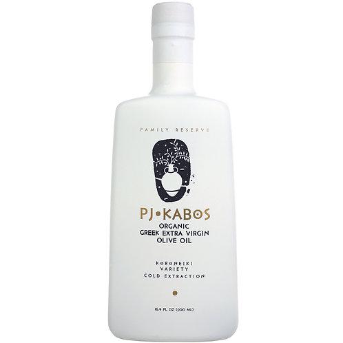 High Phenolic (720mg/kg) USDA Organic Greek Extra Virgin Olive Oil | 20/21 Fresh