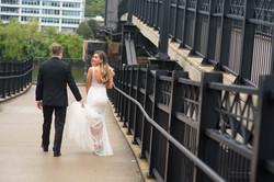 Pittsburgh Wedding couple