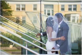 Cleveland Wedding: Maya + Brandon