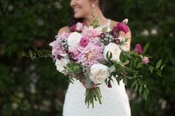 Cleveland wedding bouquet