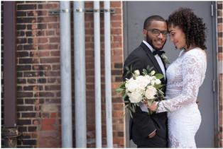 Cleveland Wedding at 78th Street Studios: Alexandra and Jeff