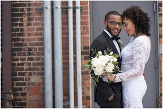 Cleveland Wedding at 78th Street Studios: Alexandra and Jeff