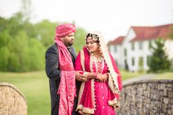 Cleveland Indian Wedding