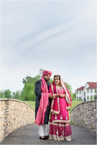 Ayesha + Saud's Wedding: Cleveland, OH